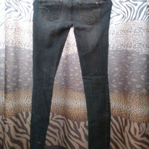 American eagle stretch jeans size 00